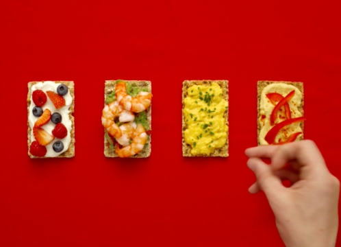BlinkInk Brings a Colourful Crunch of Animation to Ryvita Campaign