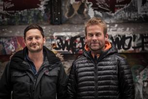 Creative Duo Martin Peters Ginsborg & Lars Jorgensen Join Anomaly Amsterdam