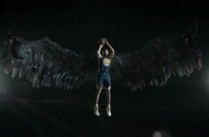 El Colony's Brad Parker Takes Flight for New ANTA Sportswear Ad