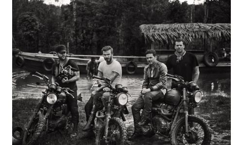 """Anthony Mandler Directs David Beckham's """"Into the Unknown"""" Documentary"""
