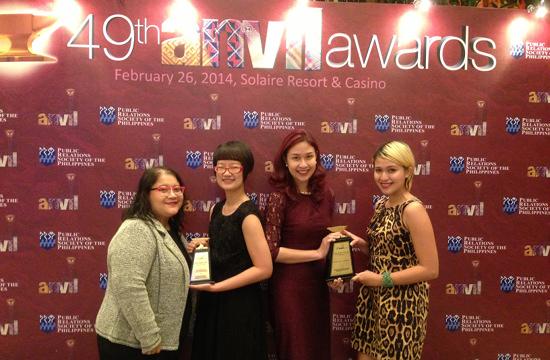 CaPRI Wins at the ANVIL Awards