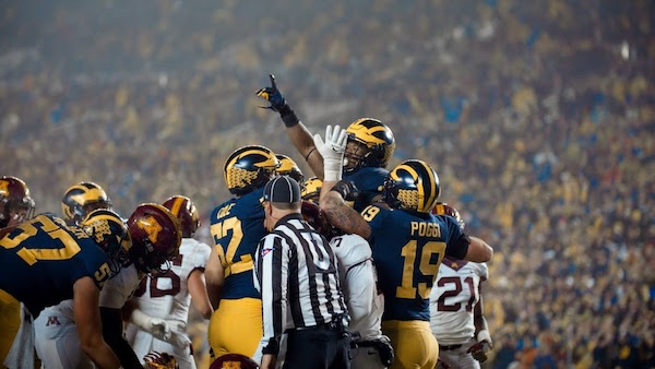 All or Nothing: The Michigan Wolverines Premieres On Amazon Prime Video