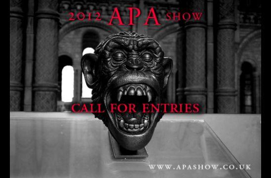 APA SHOW 2012: Call for Entries