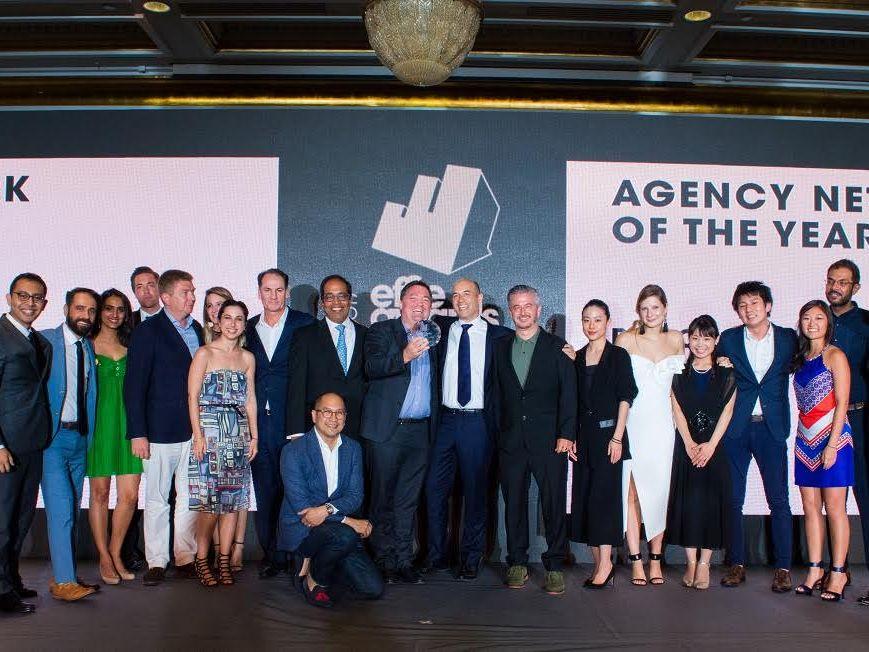 APAC Effie Awards Announces 2017 Winners