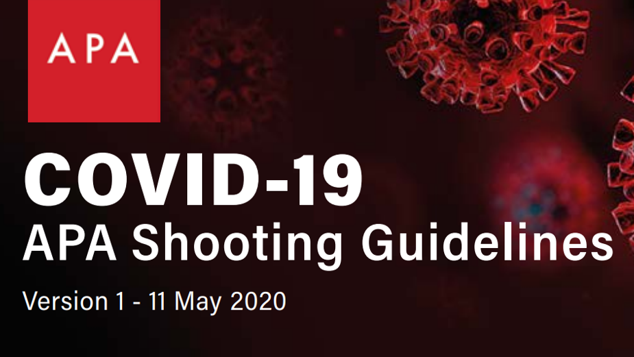 UK Production to Return Under APA's Covid-19 Shooting Guidelines