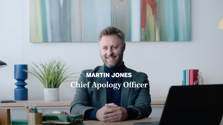 Qualtrics Enlists Help of Chief Apology Officer to Highlight Divide between Brands Saying Sorry and Taking Real Action