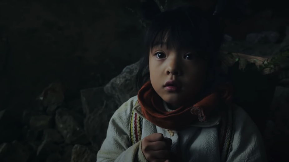A Curious Girl Meets a Mythical Monster in Apple's Escapist Chinese New Year Film from Lulu Wang