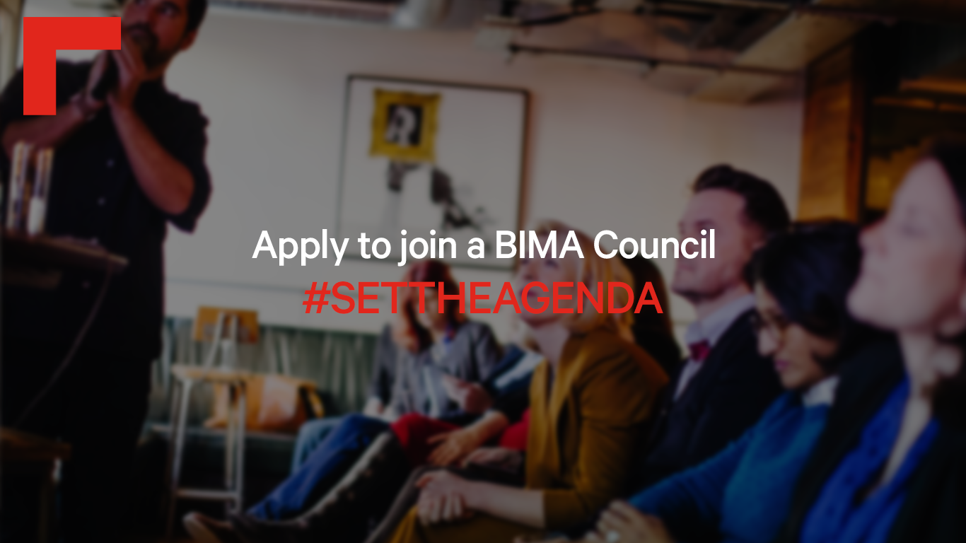 BIMA Starts the Search for Its Next Industry-Shaping Councils
