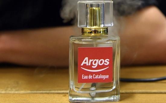 Argos Partners with Avril Imbecile to Create 'Eau de Catalogue'