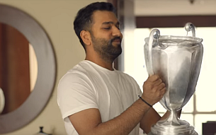 Indian Cricketer Rohit Sharma Stars in New Ad for Aristocrat Luggage