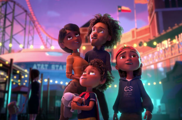 ATK PLN Highlights the Best of Arlington, TX with Charming Animated Short