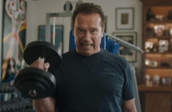 LeBron James, Cindy Crawford, Lindsey Vonn and Arnold Schwarzenegger Team Up for Ladder