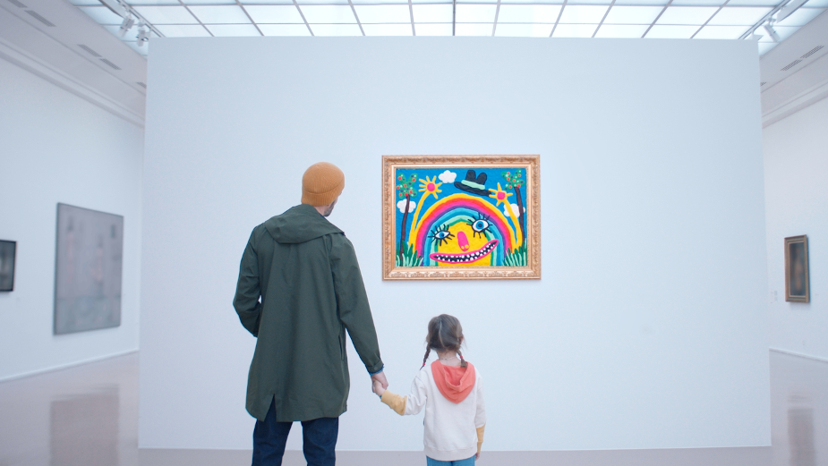 Play-Doh and the Museum of Modern Art in Paris Celebrate Return to Galleries with Creative Families