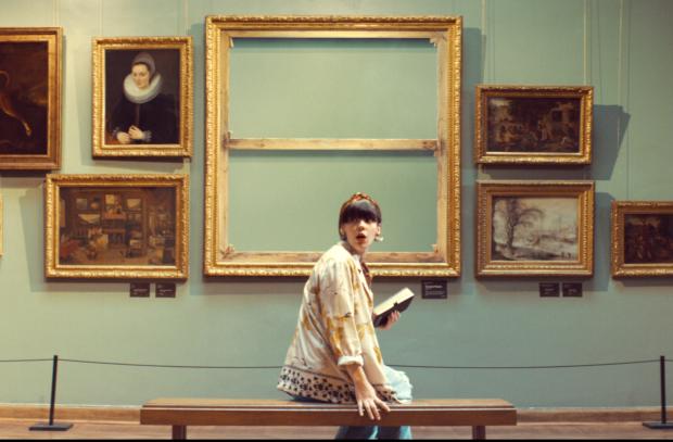 Samsung Commits an Art Heist with a Twist in Lively 'Frame' Ad