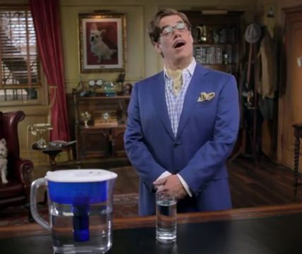 Meet Arnold's Eccentric 'Water Critic' In New PUR Campaign