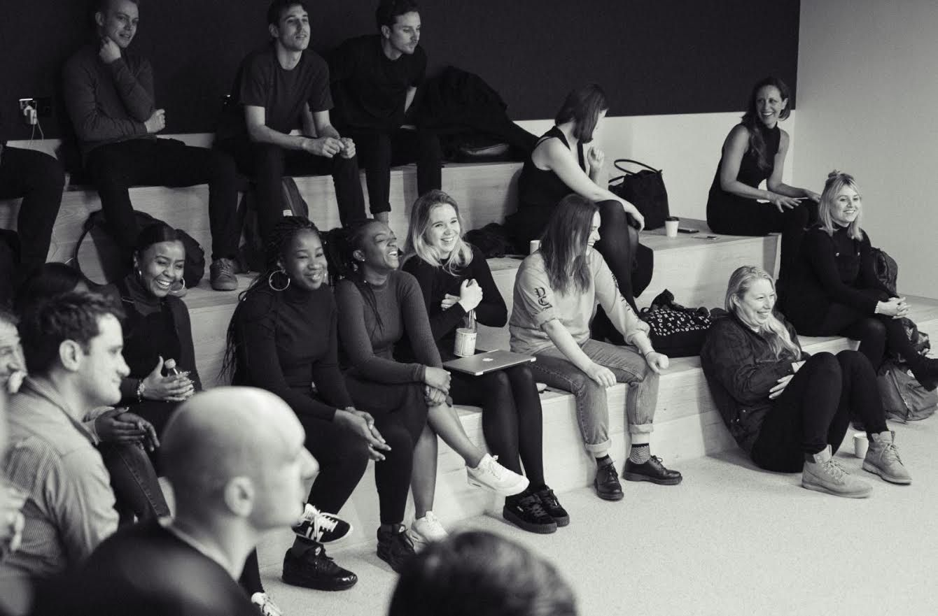 R/GA Explores Gender and Diversity with First WomanUp Breakfast Workshop of 2017