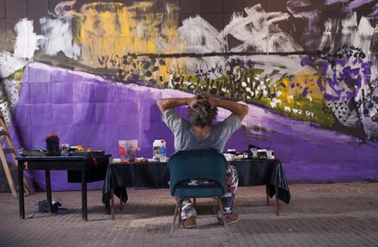 Nike & Boca Juniors Bring Soccer & Art Together