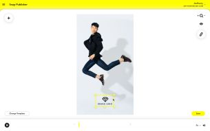 Snap Inc. Launches Snap Publisher Worldwide