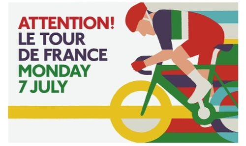 M&C Saatchi & TFL Prepare for Le Tour de France