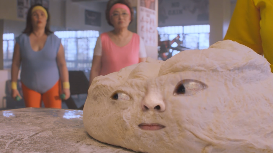 Bake Off! This Wild Filipino Ad Turns a Sexist Gym Rat into a Weirdly Tasty Treat