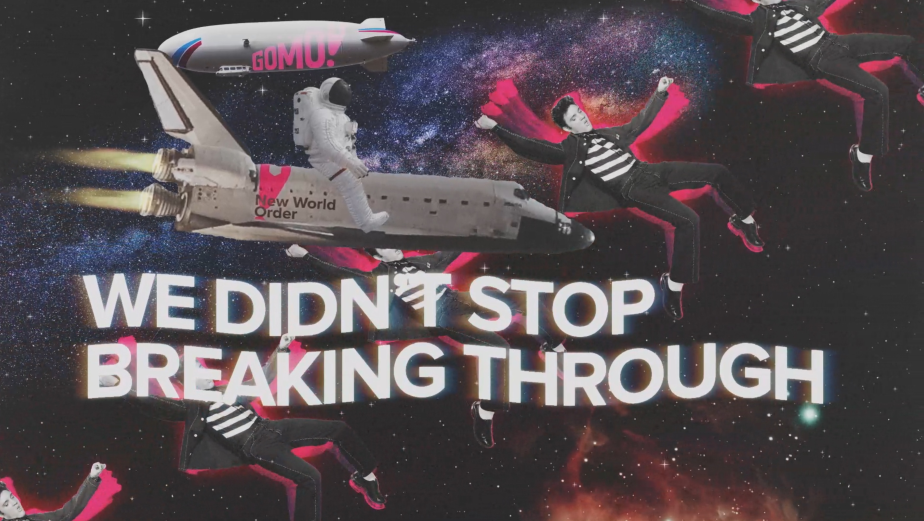 Philippine Telco GOMO Marks One Year of Awesomeness with Colourful 'No Stop In Us' Spot
