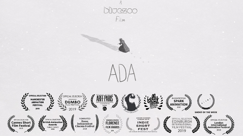 Blue Zoo's Distinctive Short 'Ada' Hits Vimeo