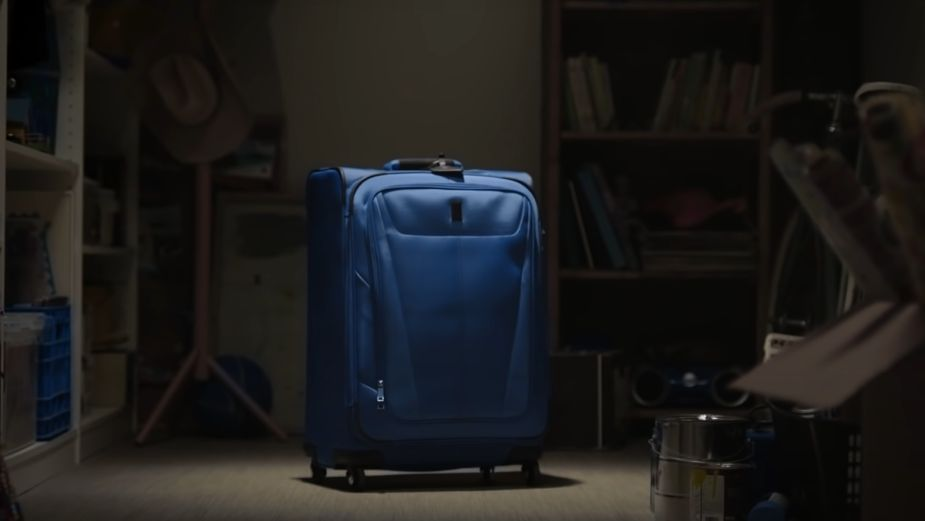 A Forgotten Suitcase Gets Ready to Travel Again in Battery's Latest Campaign for the RBC Avion Card
