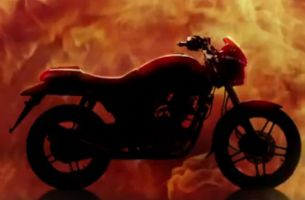 Bajaj Auto and Leo Burnett Launch Bike Forged From Iconic Indian Naval Vessel