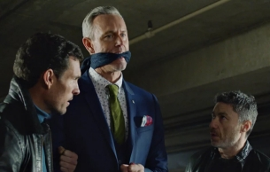 Gangsters Have Issues with Mark Foster's Height in Brilliant New Ted Baker Film