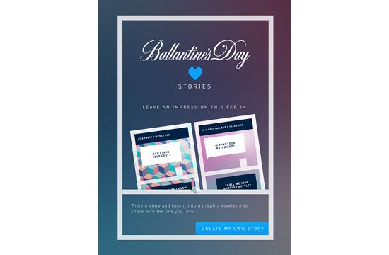 Work Club Launches 'Ballantine's Day'