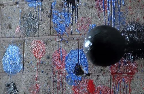 The Mob Shows How to Paint Walls in Style for Pepsi