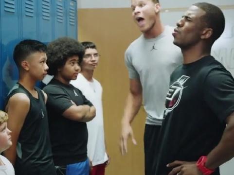 Chris Paul & Blake Griffin Get Young Ballers Ballin' in BGCP3TVinHD