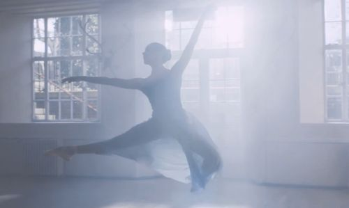 Park Village's Ivana Bobic Directs A Powerful Piece Of Choreography For NIVEA