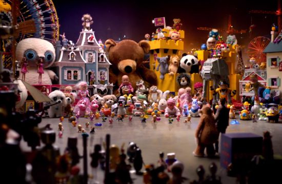 BBH Creates a Toy Story for Barclaycard