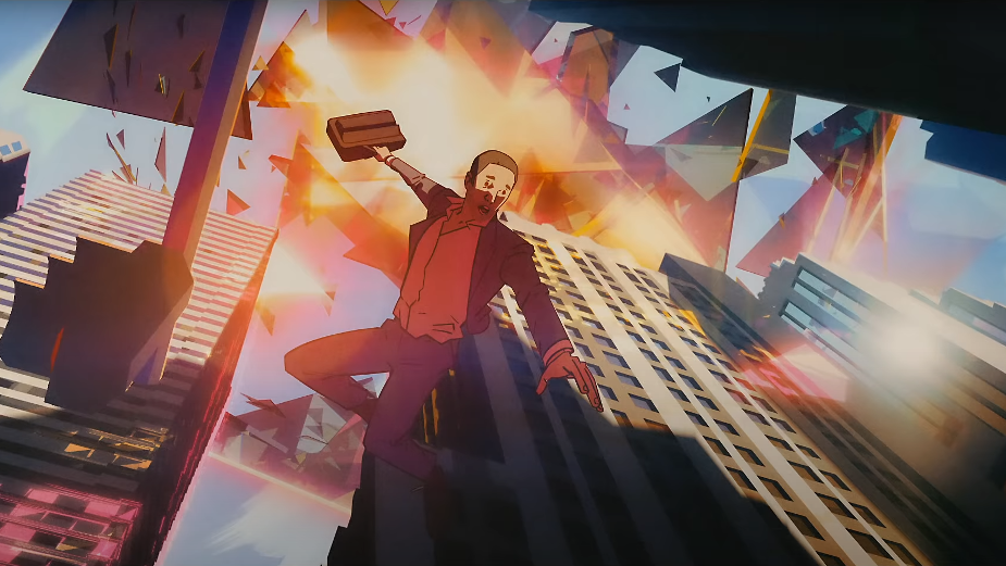 The Universe Shatters into Thousands of Pieces in Stunning Animated Bastille Video