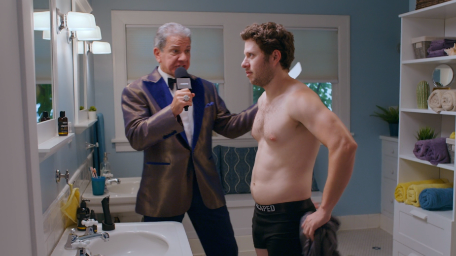 UFC Announcer Bruce Buffer Turns Personal Grooming into Action Sports for Manscaped