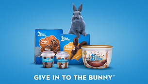 Wells Reinvents Mascot Blu the Bunny and Introduces New Brand Chilly Cow
