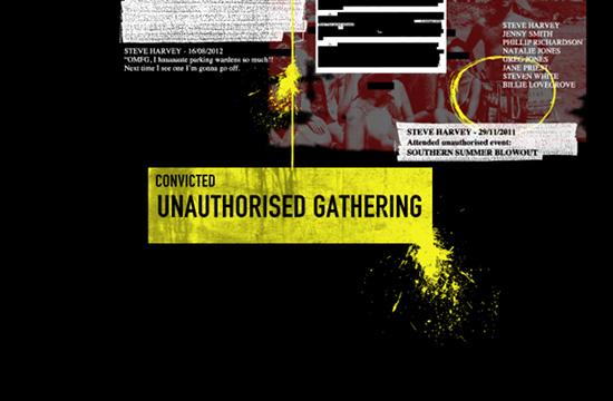 Amnesty International - Trial by Timeline