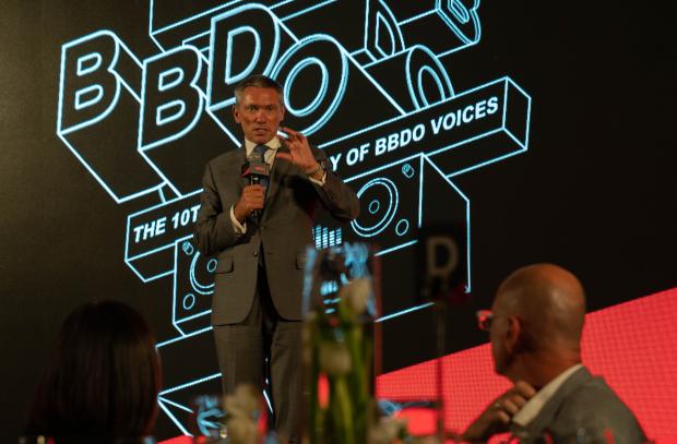 BBDO Greater China Celebrates 10 Years of BBDO Voices