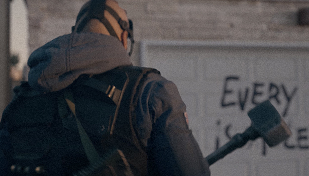 A Man Recalls All of His Previous Deaths in Rainbow 6 SIEGE Trailer