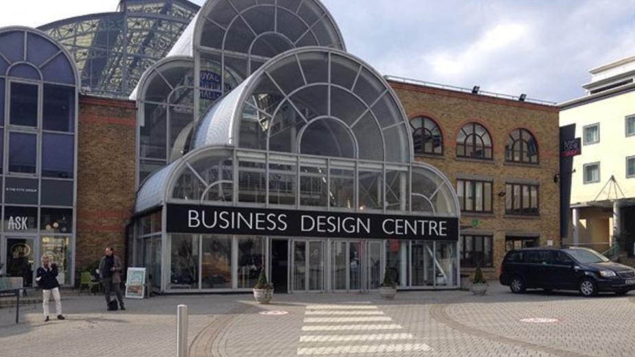 Business Design Centre Islington Joins FilmFixer