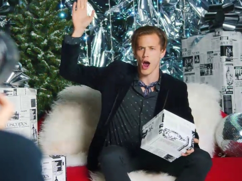 'Be You' This Christmas with Festive New House of Fraser Campaign