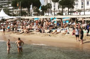 Cannes 2018: LBB and Friends Beach