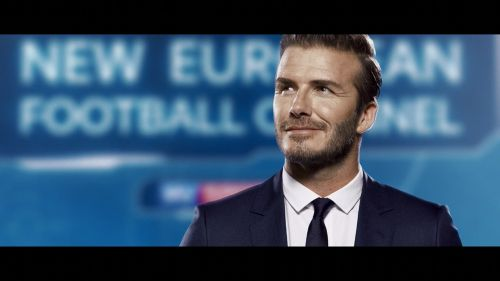 Virtual Reality, Drones & David Beckham in Sky Sports World Cup Spot