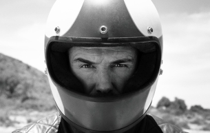 David Beckham's On the Run in LEGS Media's Surreal Western Epic