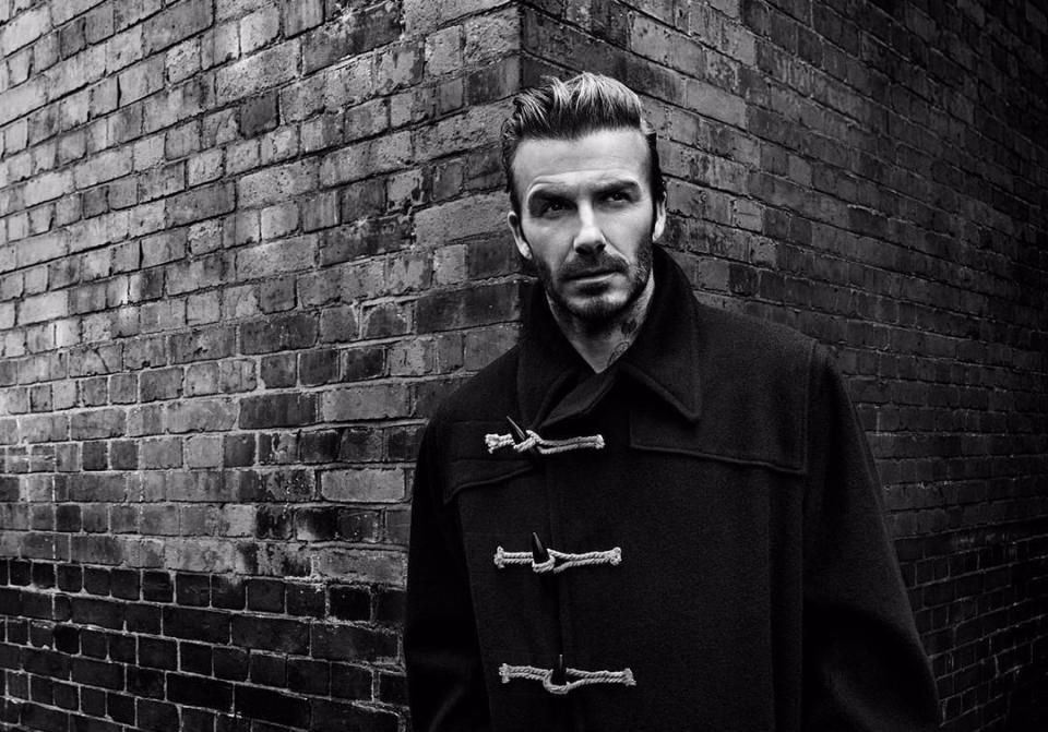 YOUTH MODE Scores Suave New Kent & Curwen FW17 Campaign Featuring David Beckham