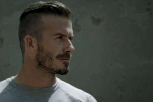Beckham Kicks Off Samsung's Global Campaign