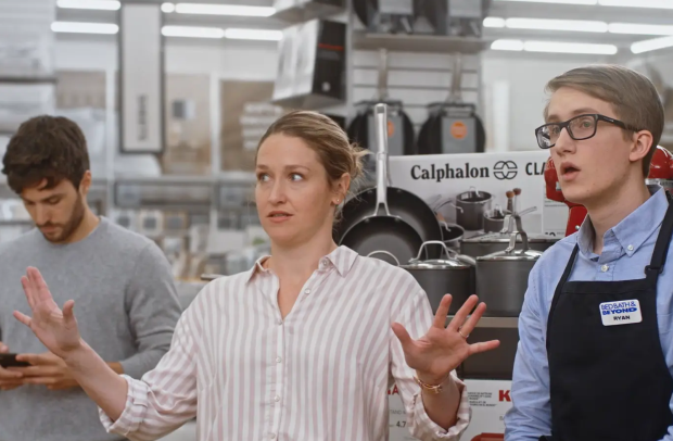 In-store Shopping Is Like Online Shopping, But Offline, Says This Amusing Campaign