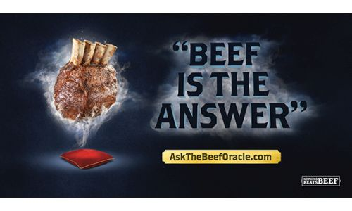 Should Beef be Rare or Well Done? The Beef Oracle Answers All
