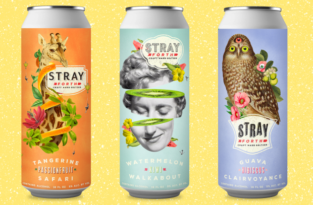 Ale Asylum Strays Forth with Launch of Madison's Own Distinct Craft Hard Seltzer